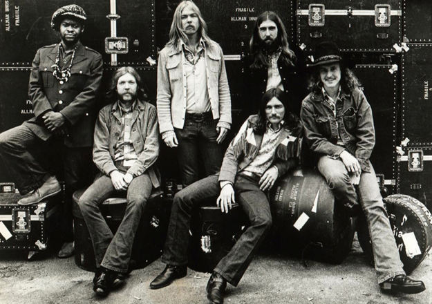 USA rock trailblazer Gregg Allman dies aged 69